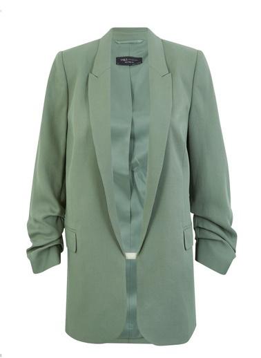 Marks & Spencer Ceket Yeşil